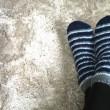 冷え性の足対策