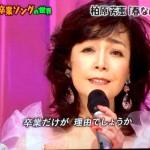 柏原芳恵、「春なのに」の映像の今と昔!今でも、キレイと話題!