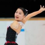 白岩優奈の年齢、中学校は?コーチの濱田美栄さんとは?